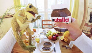 Nutella – The Frog Prince (Commercial)